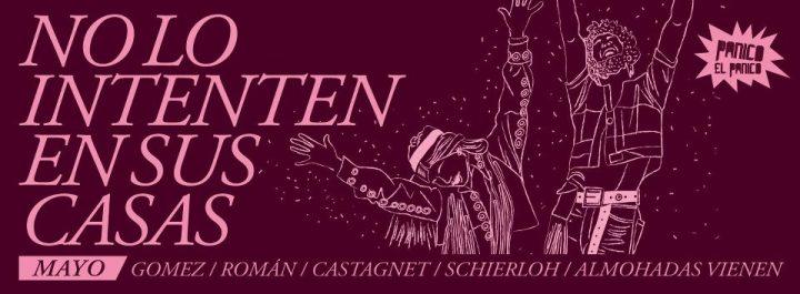 """""""No lo intenten en sus casas"""" organizado por Christian Broemmel C. Castagna"""
